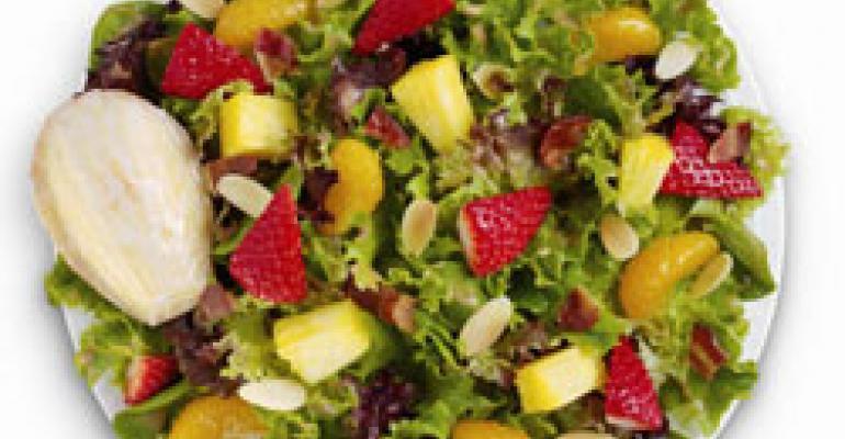 La Madeleine debuts summer salads