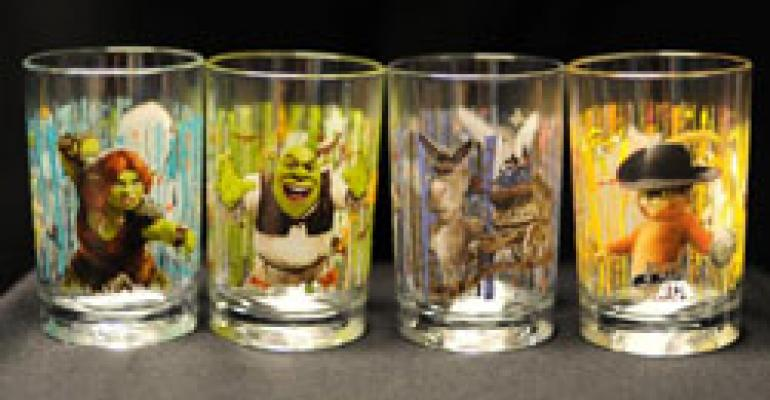 McDonald's recalls 'Shrek' glasses