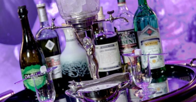 Absinthe returns to the spotlight
