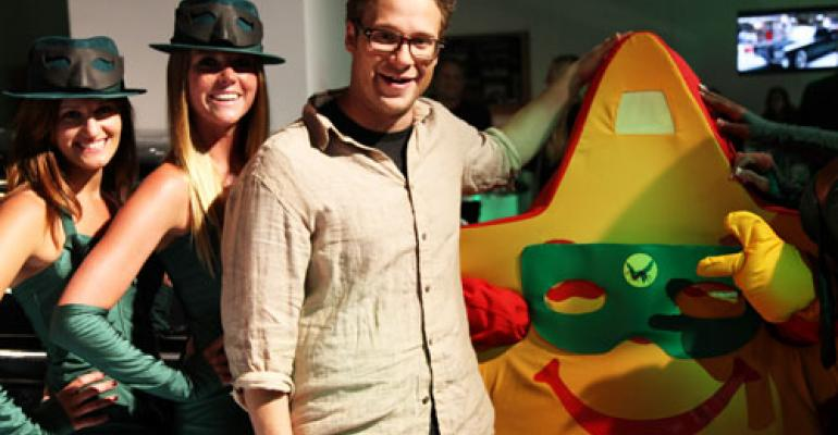 Carl's Jr., Hardee's plan 'Green Hornet' promos