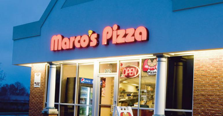 Marco's sets up financing for franchisees