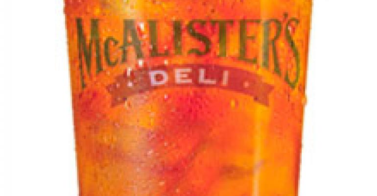 McAlister's adds contest to tea giveaway
