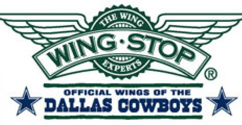 Wingstop comps increase for 7 years
