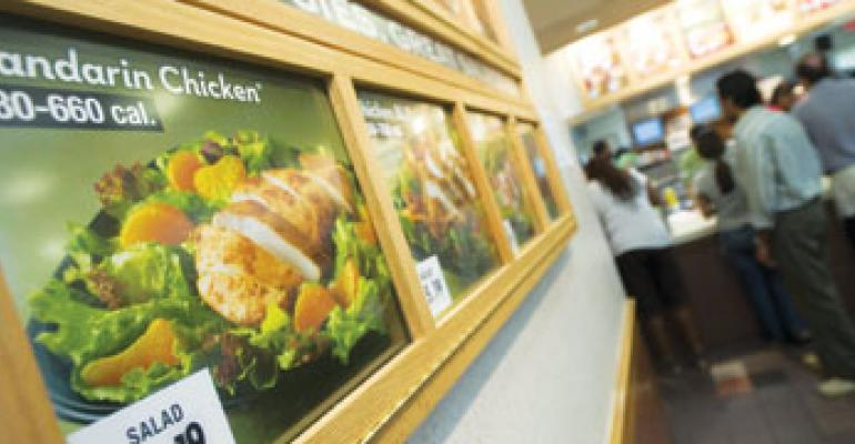 FDA seeks comments on menu labeling