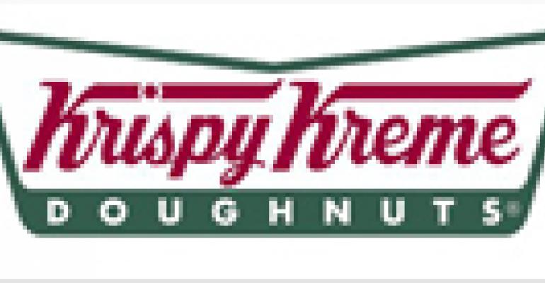 Krispy Kreme names new marketing head