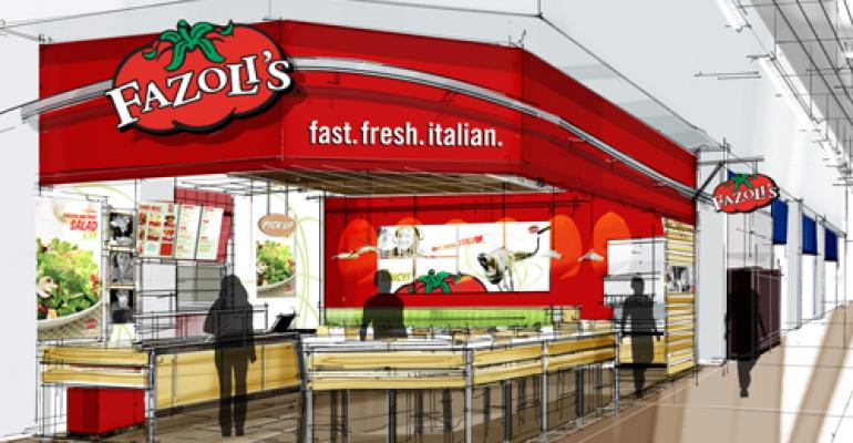 Fazoli's eyes on-site expansion