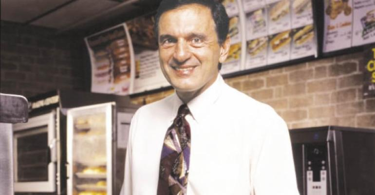 Fred DeLuca stays hands-on at Subway