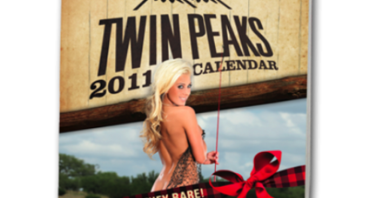 Restaurants flip calendars toward 2011