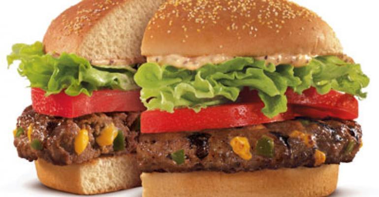Burger King debuts stuffed burger