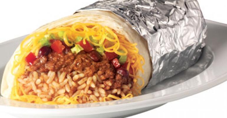 Gold Star Chili adds burritos