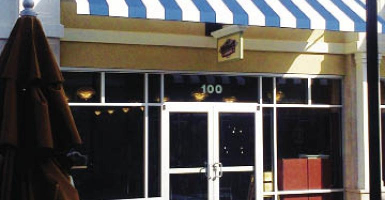 Growth Chains: Jake's Wayback Burgers