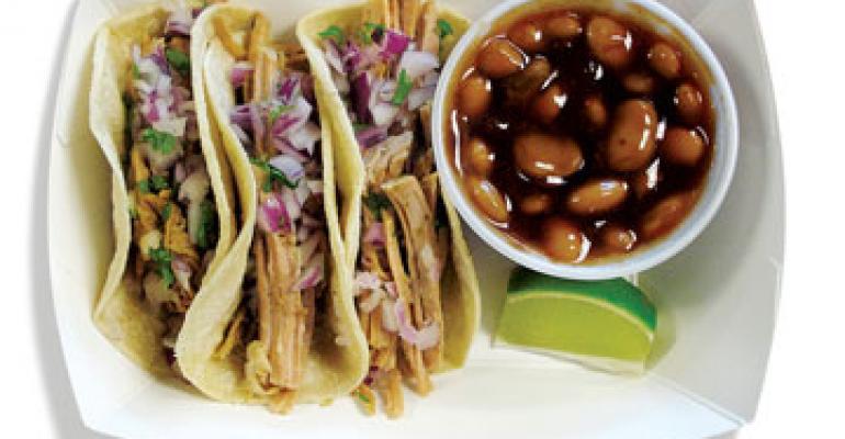 Qdoba debuts Mini Street Tacos