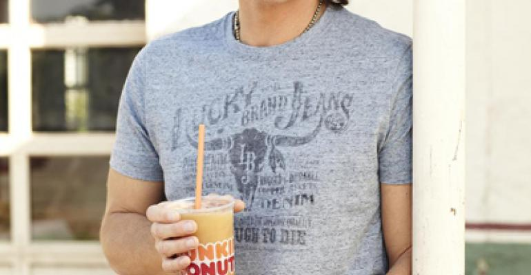 Dunkin' partners with country music star Joe Nichols
