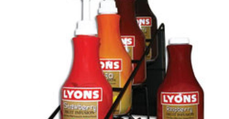 Lyons Signature Fruit Infusions