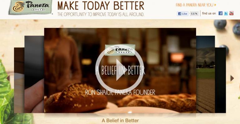 Panera launches $40 million ad campaign
