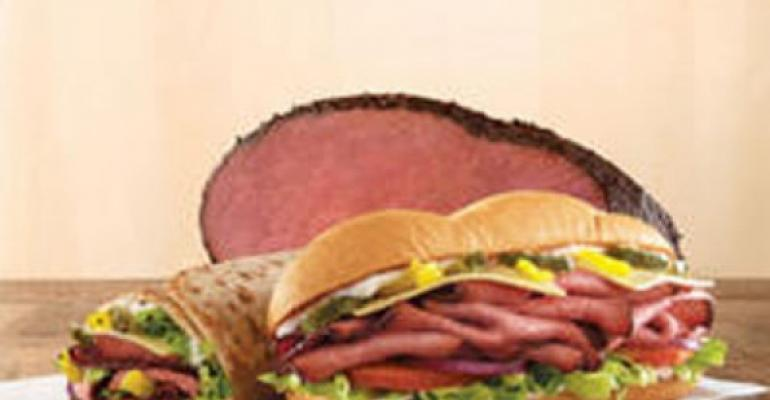Arby's debuts second Ultimate Angus sandwich