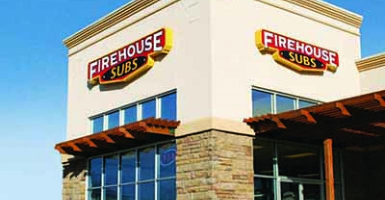 Firehouse Subs plans Texas expansion
