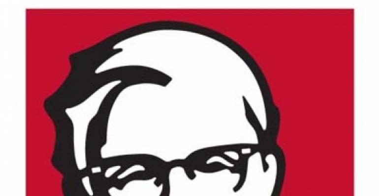 KFC relaunches grilled chicken line