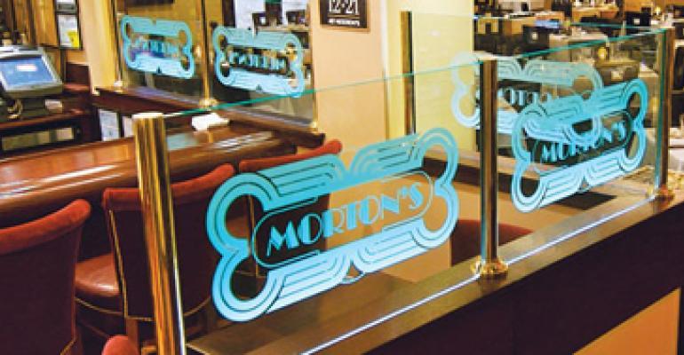 Morton's 2Q same-store sales rise 8.2%