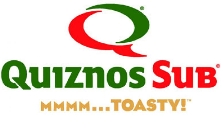 Quiznos hires financial advisors to restructure