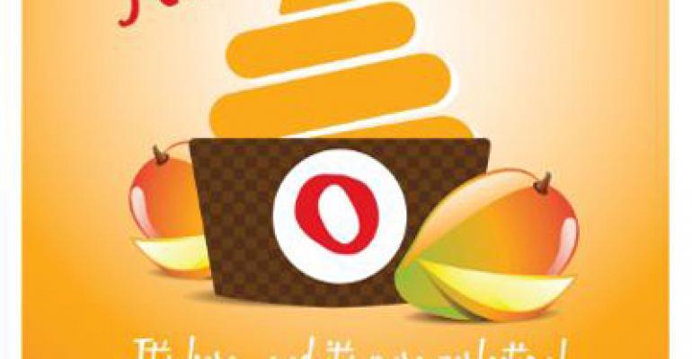 Red Mango rolls out new mango yogurt