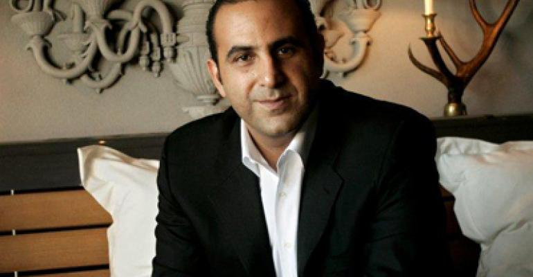 Q&A: Sam Nazarian of SBE