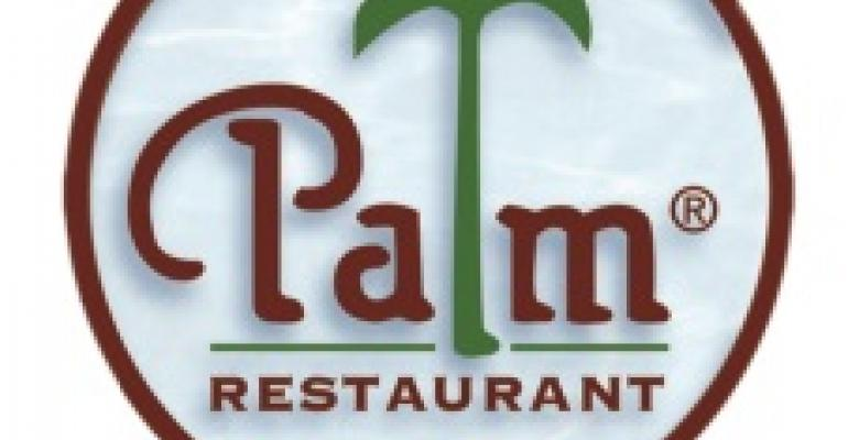 The Palm refreshes image, menu for 85th anniversary