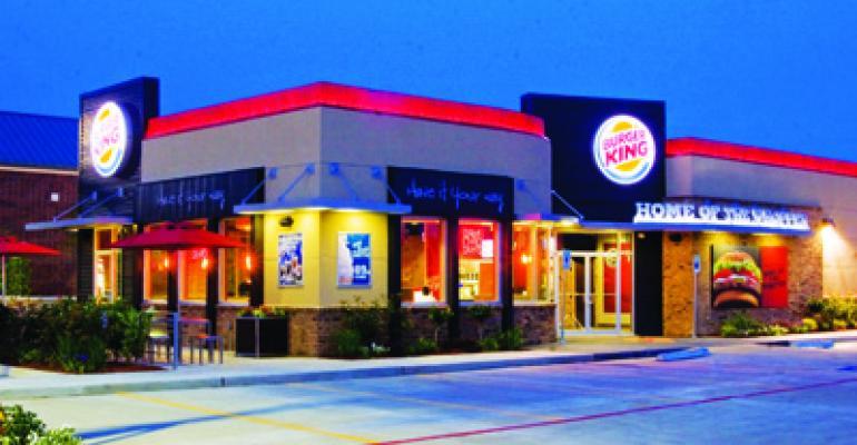 Burger King picks new PR agency