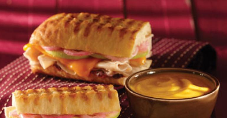 Bruegger's offers new sandwich, reprises value menu