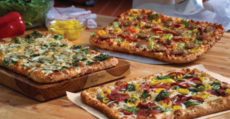 Domino's debuts Artisan Pizza