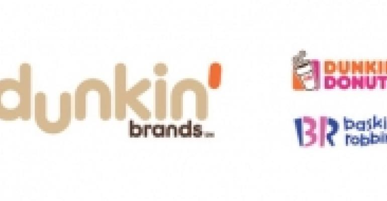 Dunkin' Brands International president departs