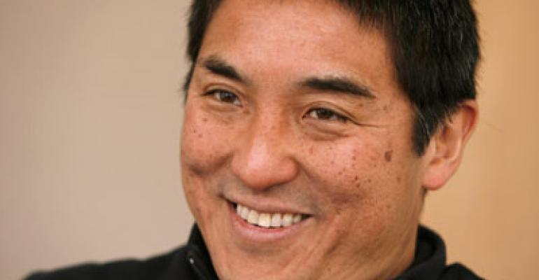 Guy Kawasaki: How to enchant consumers