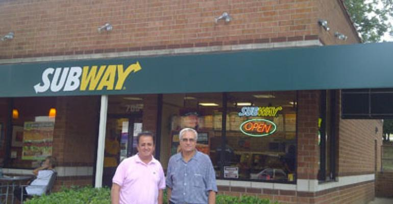 Subway's new eco-friendly stores continue 'green' efforts