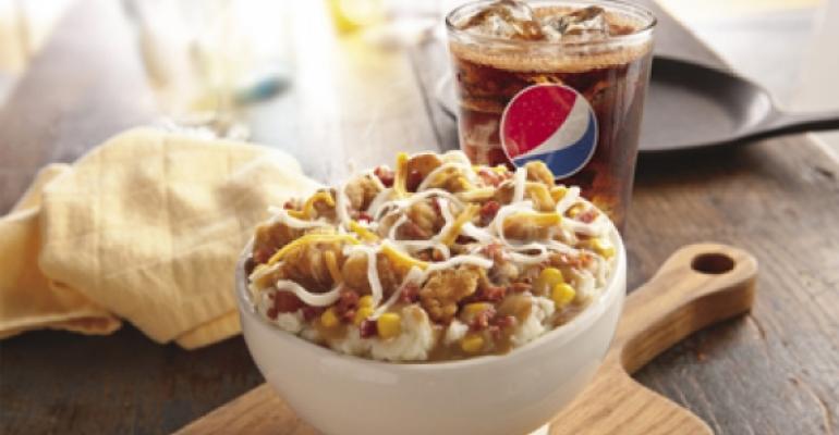 KFC debuts Cheesy Bacon Bowls