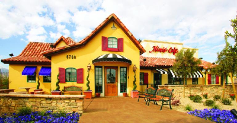 Mimi's Café expands value positioning