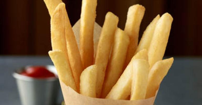 Burger King to debut new fries