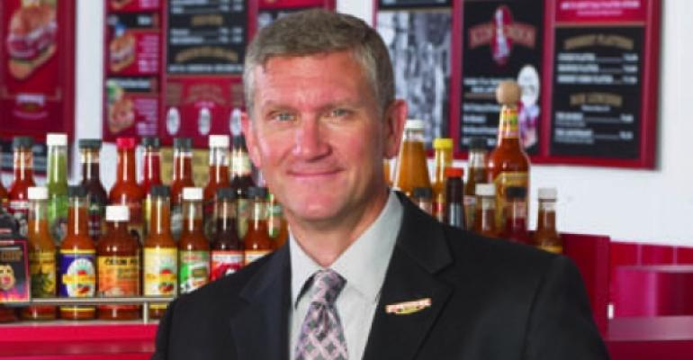 Firehouse Subs names Doug Reifschneider VP of marketing