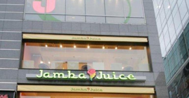 Jamba Inc. buys Talbott Teas