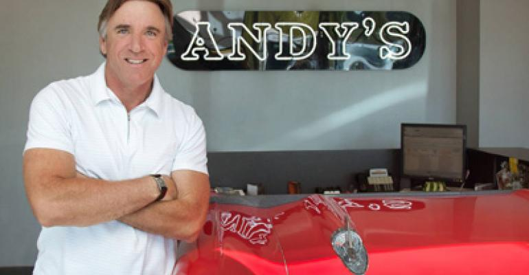 Andy's rebrands as Highway 55