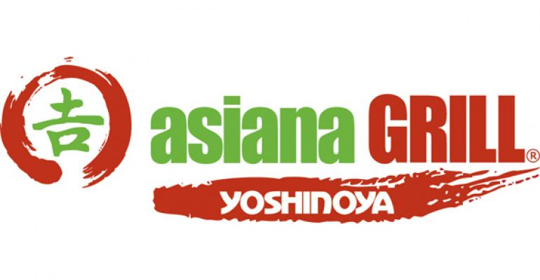 Yoshinoya to launch fast-casual Asiana Grill Yoshinoya