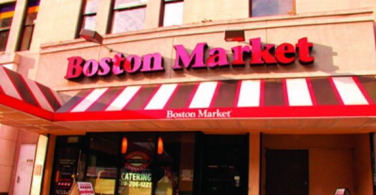 Boston Market names chief brand officer