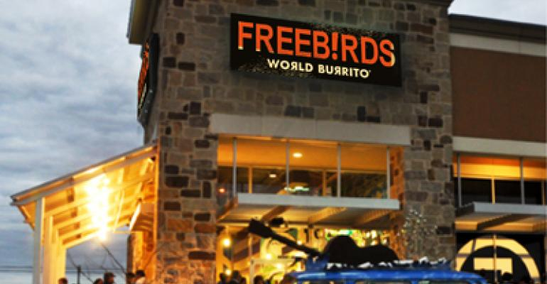 Freebirds inks first franchise agreement