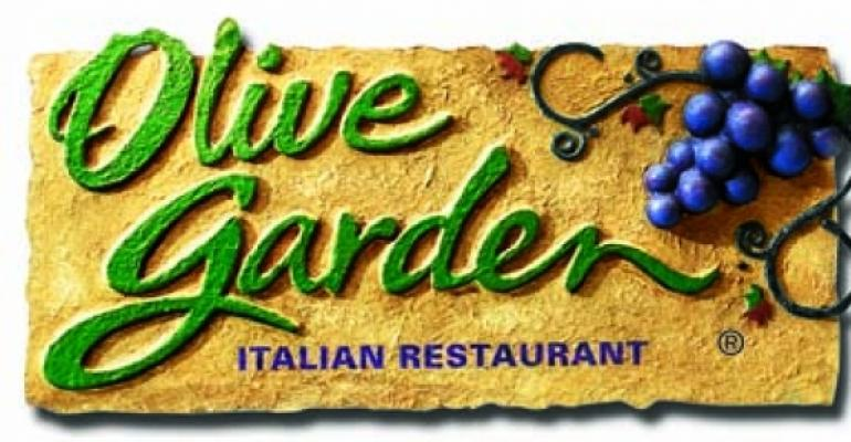 Olive Garden debuts $6.95 'Create Your Own' lunch promo