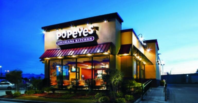 Popeyes uses new site selection process to drive growth