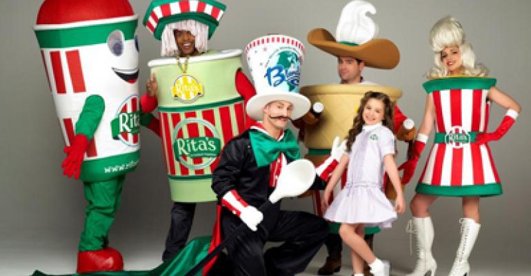 Rita's Italian Ice debuts first national TV ad