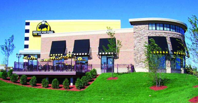 Buffalo Wild Wings to fight inflation with menu price increase