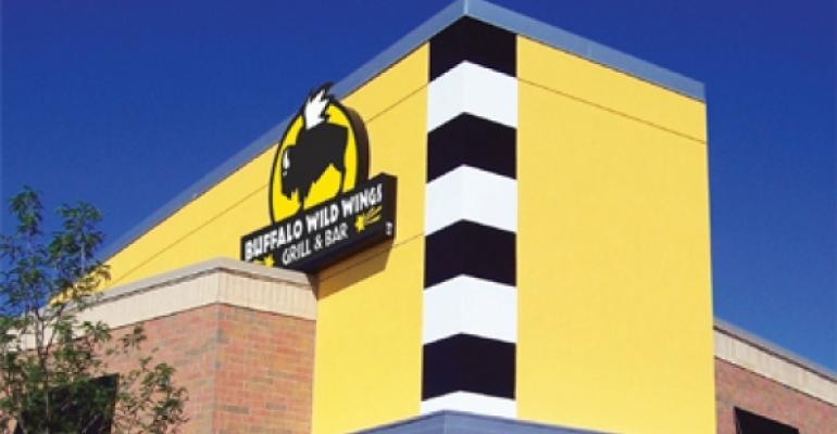 MenuMasters 2012: Buffalo Wild Wings