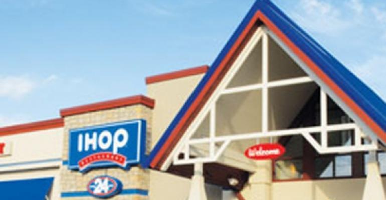 IHOP retails line of branded syrups