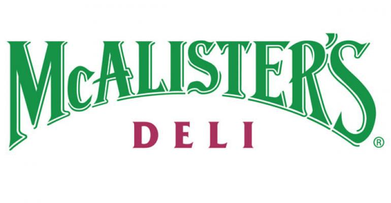 McAlister's Deli debuts new look
