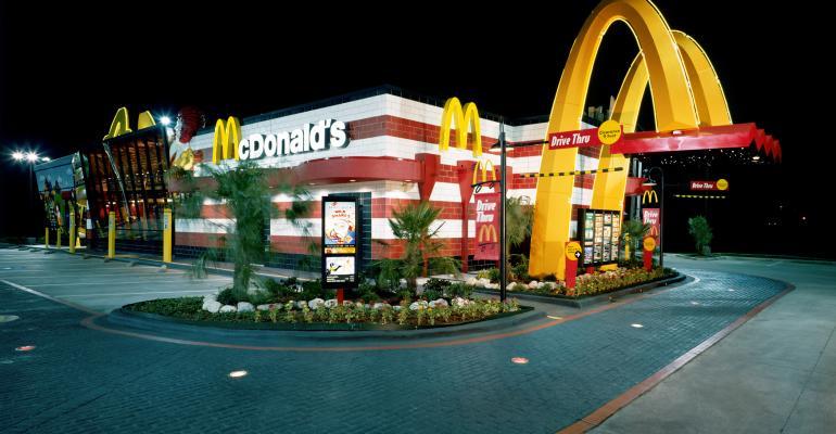 McDonald's modernization efforts boosted 1Q sales